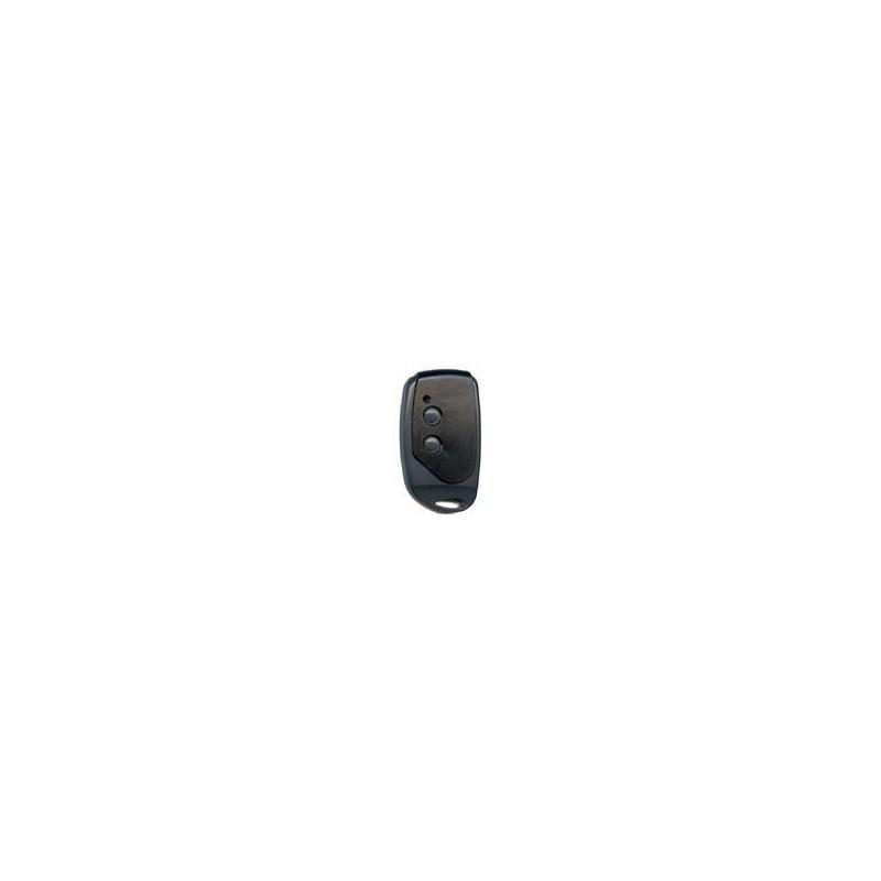Mando de garaje original de 2 botones y 433 MHz ELEMAT HIBRID PLUS 2