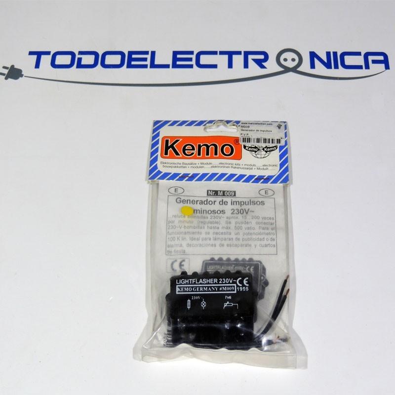 Modulo generador de impulsos luminosos 230V