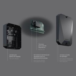 Caja para conectar sensores cableados de terceros en alarma Ajax