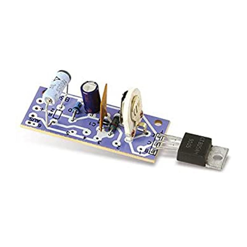 Transformador de tensión para lámparas fluorescentes