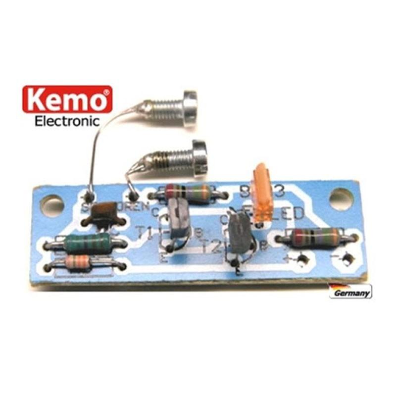 Interruptor por sensor 9V