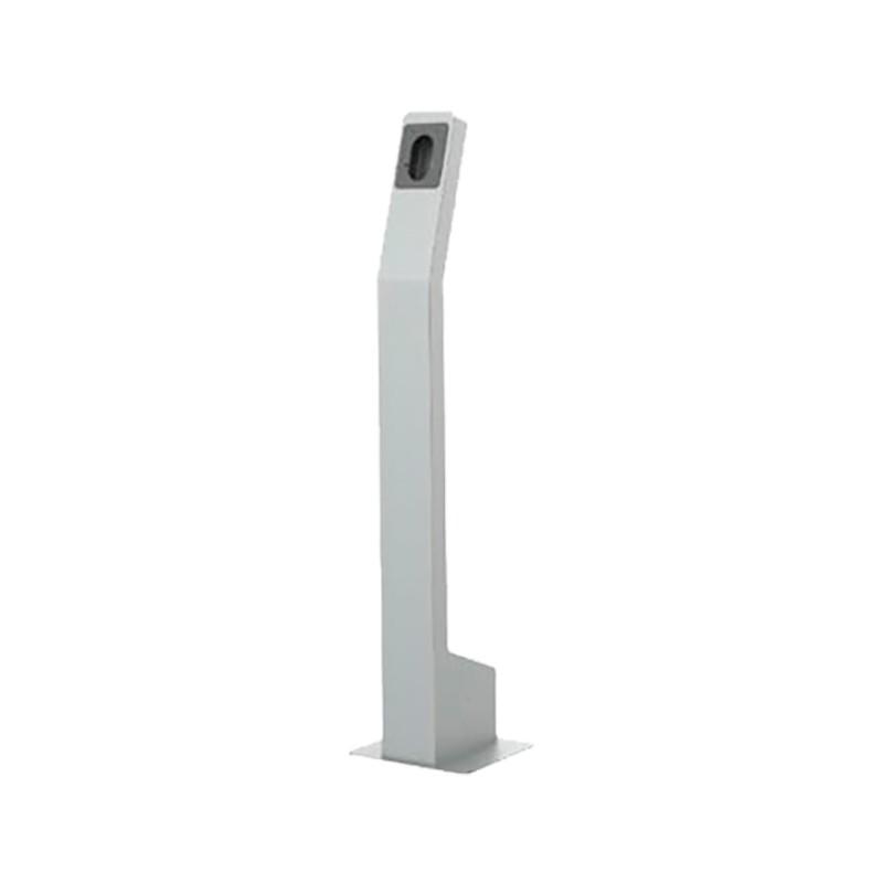 Soporte de pie para control de accesos facial por temperatura