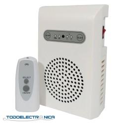 Ozonizador multiusos 200mg/h con control remoto, 3 potencias – Generador de ozono