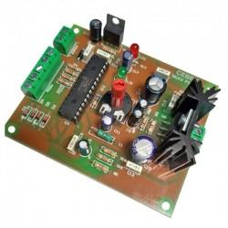 Reproductor de audio para archivos WAV desde MicroSD (12V CC)