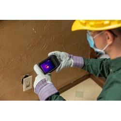 Cámara termográfica compacta FLIR C3-X; IR 128x96, wifi y transmisiones de imágenes a la nube FLIR IGNITE
