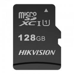 Tarjeta de memoria MicroSD Hikvision con 128GB de capacidad clase 10U1