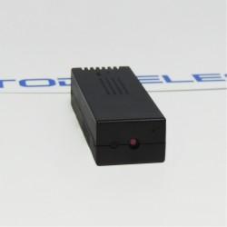 Mini cámara espía profesional para vehículos con detección de movimiento
