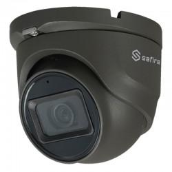 Cámara de vigilancia exterior de 2 mpx con lente de 3.6 mm y micro integrado