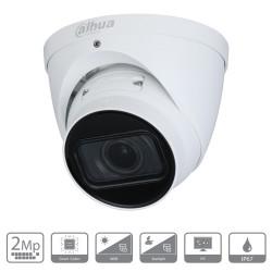 Cámara de vigilancia IP Dahua de 2 mpx, 2,7~13,5 mm y Smart IR 50 m