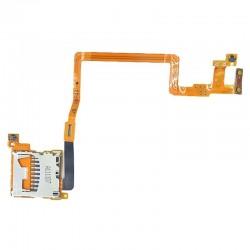 Repuesto Lector de tarjetas SD con cable de conexión NDSi