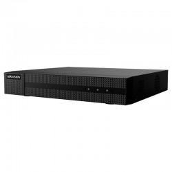 Videograbador Hikvision para 4 cámaras + 1 IP hasta 4mpx audio sobre coax.