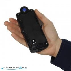 Localizador GPS tipo lapa GSM+GPS+WiFi, hasta 1600 días de autonomía