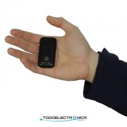 Mini localizador GPS, GSM y WiFi personal con 30 días de autonomía