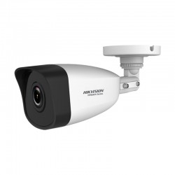 Cámara IP PoE exterior de 4 mpx y 4 mm - Hikvision HWI-B140H-M-0400