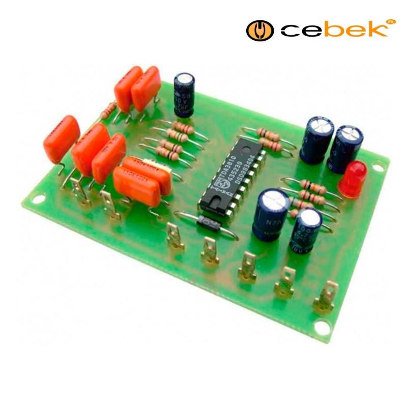 Generador pseudo estéreo