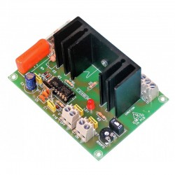Regulador de luz 230V CA PROF 1500W