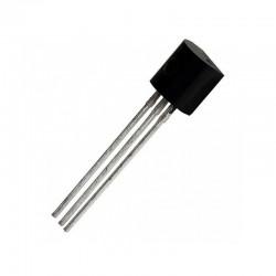 Transistor BC309B de 25V 0,1A