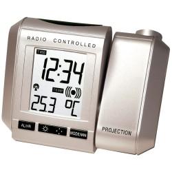 Reloj despertador con proyección de hora - WT-535