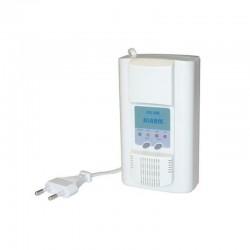 Detector de monóxido de carbono con alarma a 220V