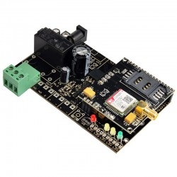 Abrepuertas GSM con antena integrada (Cód. TDG134)
