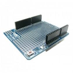 Shield protoboard para Arduino
