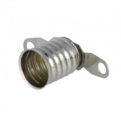 Portalámparas para bombillas mini E10