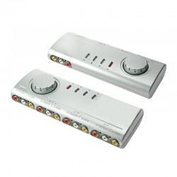 Conmutador audio/vídeo - 4...