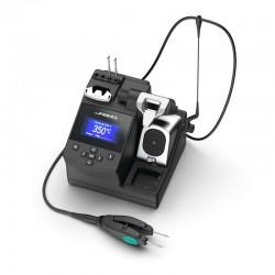 Estación de soldadura JBC CP-2QF con micro pinzas de alta precisión