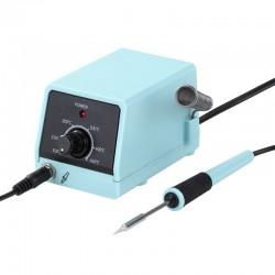 Estación de soldadura analógica de 8w para mini soldaduras - HRV7609