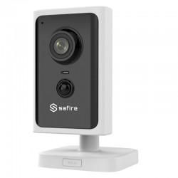Cámara de vigilancia Safire de 2 mpx con PIR, ranura MicroSD y audio