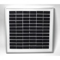 Placa solar de silicio...