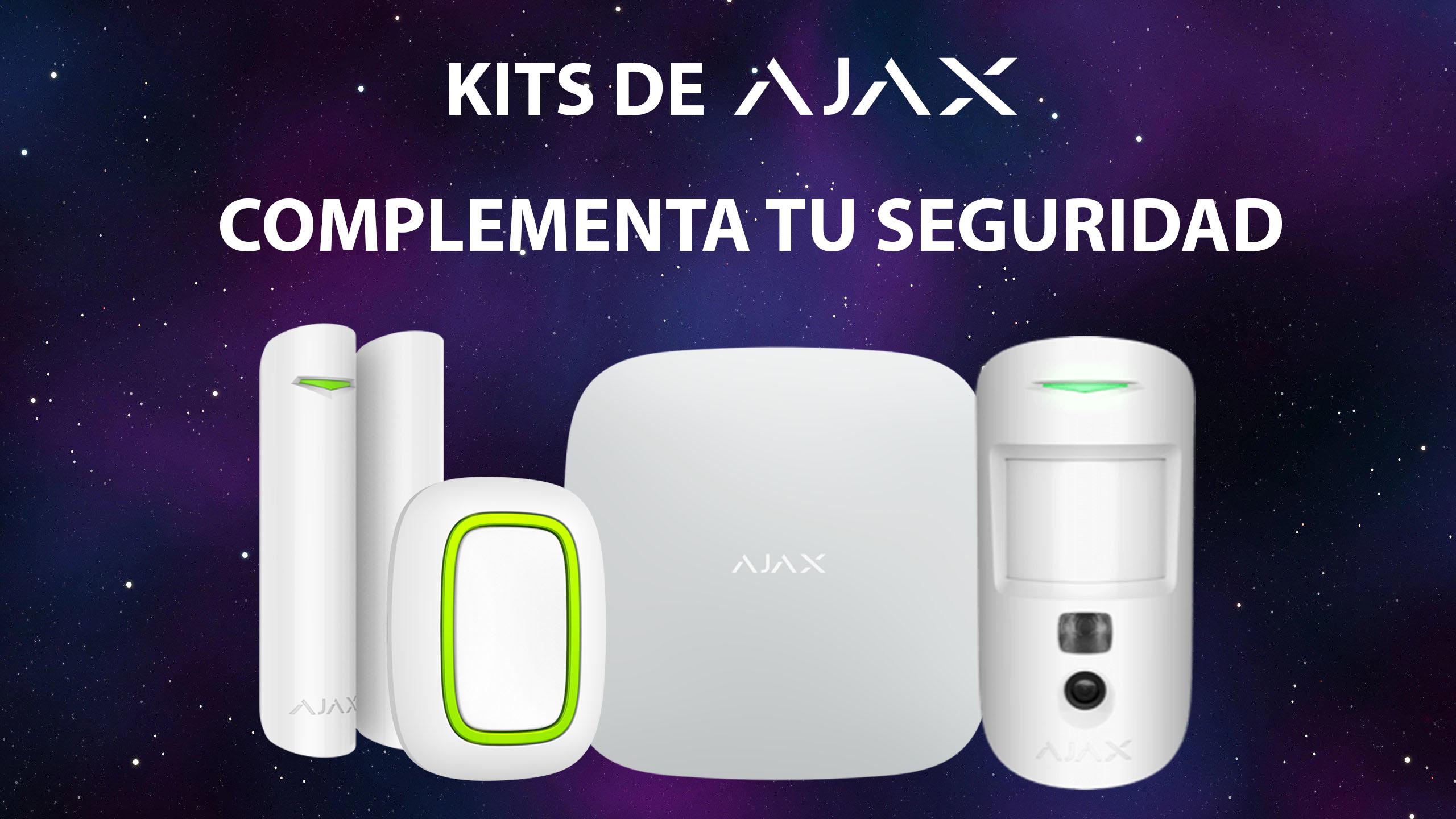 kit alarma ajax al mejor precio