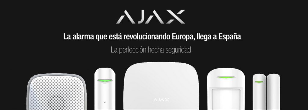 Manual alarma Ajax